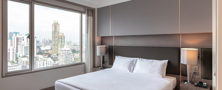 SUPERIOR 1 BEDROOM SUITES Jasmine 茉莉城市酒店