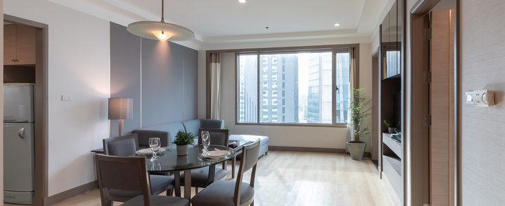 DELUXE 2 BEDROOM SUITES Jasmine 茉莉城市酒店